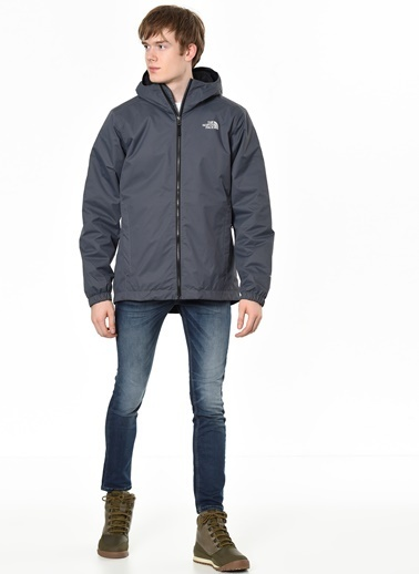 The North Face Outdoor Mont | Su Geçirmez Gri